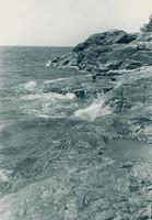 1964. Lake Superior Canada.