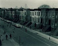 1981.  April. View from Brooklyn.